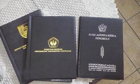 cover buku agenda, sampul buku agenda, harga cover buku agenda, buku agenda cover kulit