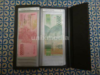 dompet anggaran harian, dompet tanggal, dompet uang harian, dompet pengatur keuangan, wallet organizer, dompet cek giro